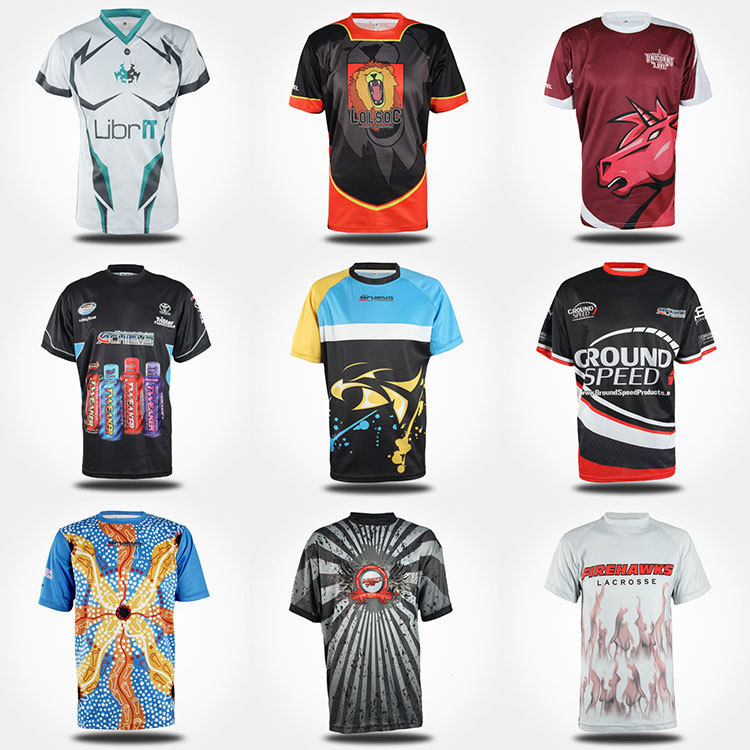 sports uniform printing